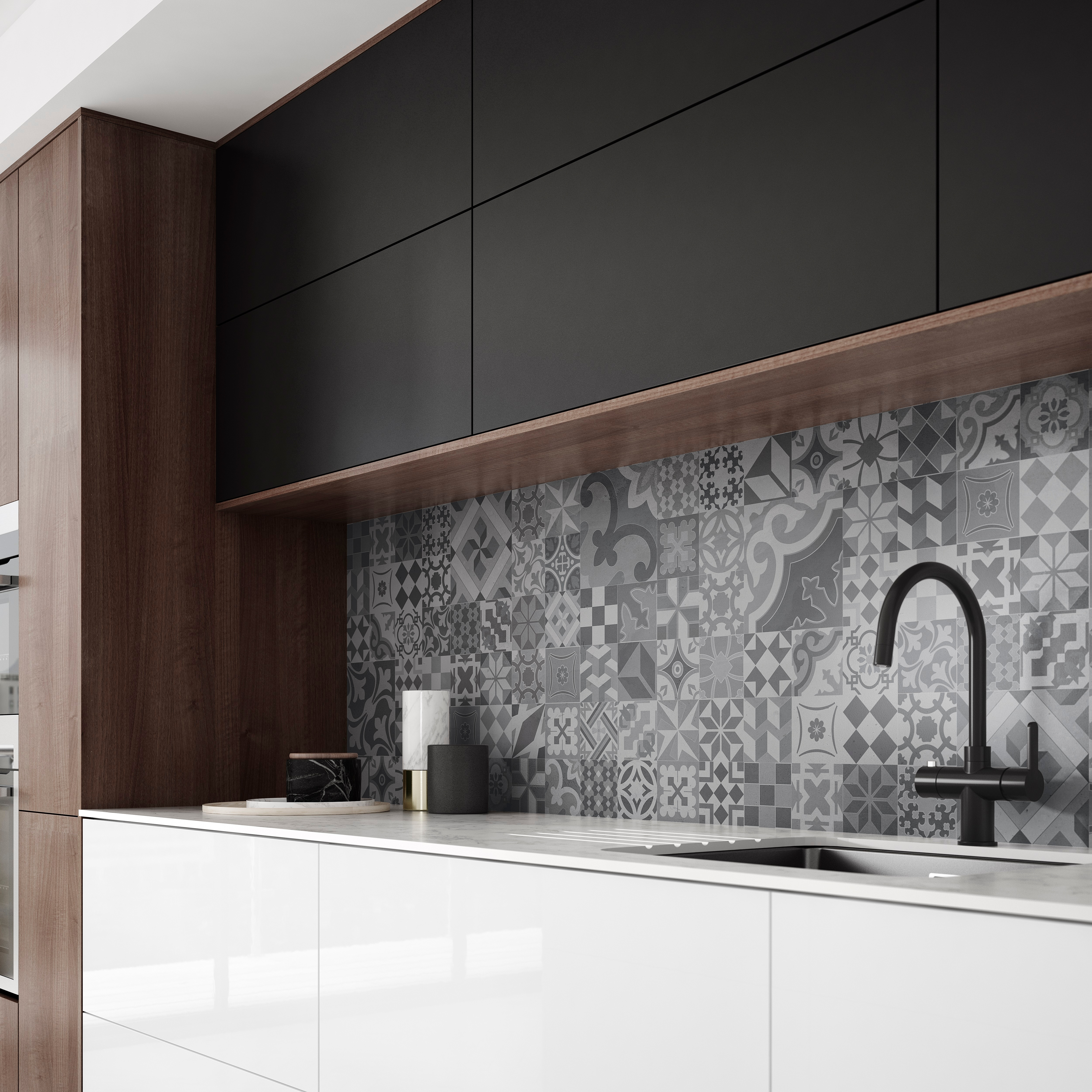 Kitchen Wall Coverings – why splashbacks are the new tiles!